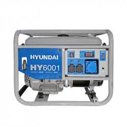 Generator de curent monofazat 6 kW HYUNDAI HY6001