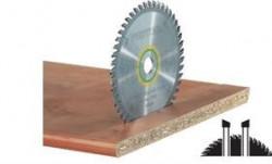 Panza de ferastrau circular cu dinti fini festool WOOD FINE CUT 216x2,3x30 W60