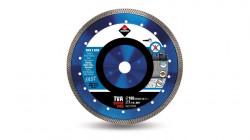 Disc diamantat pt. materiale foarte dure 180mm, TVA 180 SuperPro - RUBI-31934