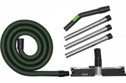 Set de curatenie pentru aspiratoare Festool pentru ateliere D 36 WB-RS-Plus