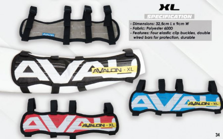 Protectie antebrat Avalon Polyester 600D XLarge