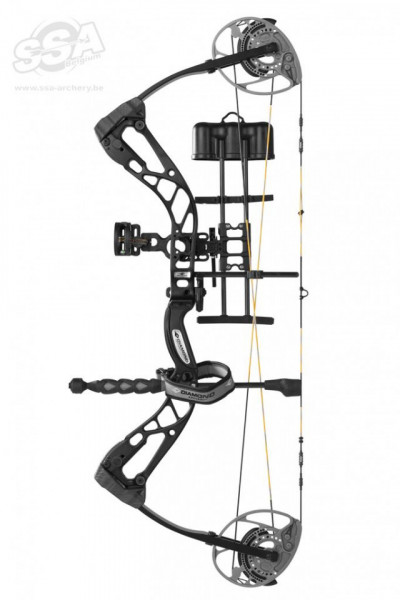 Pachet Arc Compound RTS Diamond by Bowtech Edge 320