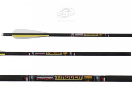 Sageata arbaleta hybrid Maximal Trigger - 6 Bucati
