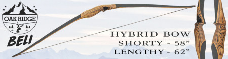 Arc Hybrid Oak Ridge Beli Shorty Lengthy