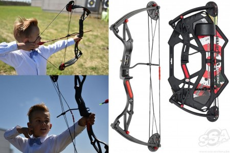 Set arc compound EK Archery Strongbow Buster