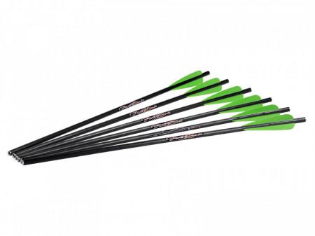 Set 6 Sageati Arbaleta Carbon Excalibur Firebolt