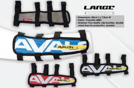 Protectie antebrat Avalon Polyester 600D Large