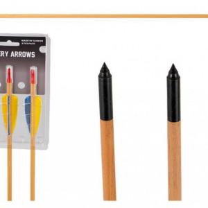 Sageata Lemn EK-Poelang Archery - Set 3 bucati