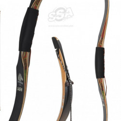 Arc Horsebow Oak Ridge Black Sada