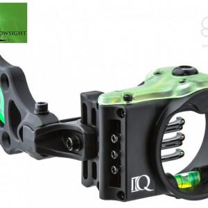 Sistem Ochire Compound Field Logic IQ Ultralite Polymer Retina Lock / 3 sau 5 Pini