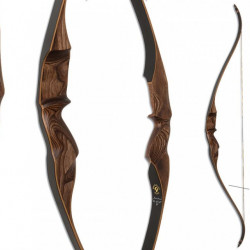 Arc recurve one piece Buck Trail Elite - Meridian