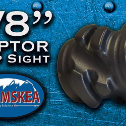 Peepsight Hamskea 1/8 Raptor Peep Housing
