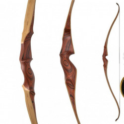 Arc Recurve One Piece Buck Trail Elite Varro