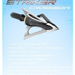 Set varfuri vanatoare G5 Striker Crossbow