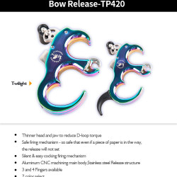 Release Topoint Hand Style Metal - Twilight