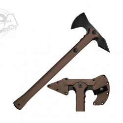 Topor Trench Hawk-flat Dark Earth Cold Steel
