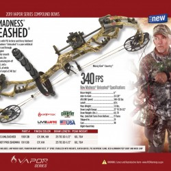 Arc compound PSE Madness Unleashed 2019