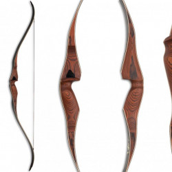 Arc hunting bow one piece Oak Ridge Dymond