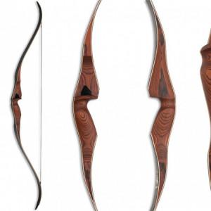 Arc hunting bow one piece Oak Ridge Dymond