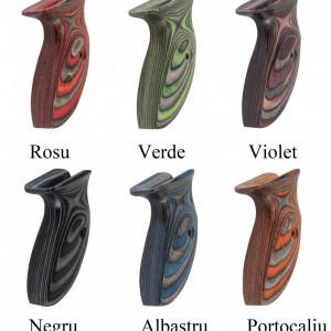 Grip Lemn Pentru Crosele Kinetic Arios Novius Meos Vygo