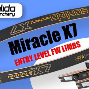 Lame ILF Sanlida Miracle X7 Fiber Wood
