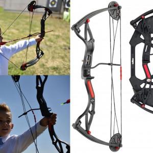 Set arc compound EK Archery Strongbow Buster