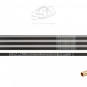 Shaft Carbon Skylon Ebony Id5.2 - Set 12 bucati
