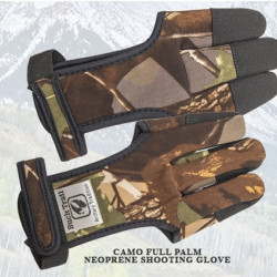Manusa Buck Trail Neoprene Full Palm Camo