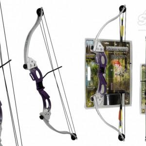 Set arc compound EZ Archery Kirupira