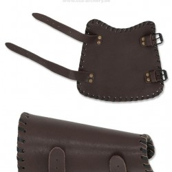 Protectie Antebrat Bucktrail Tribal Brown