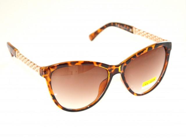 Occhiali da sole marroni per donna kxA003
