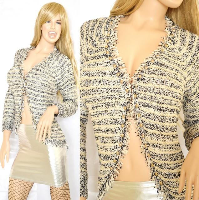 Maglietta Donna Maglione Maglioncino Cardigan Lunga Pullover Manica mnvN8wO0