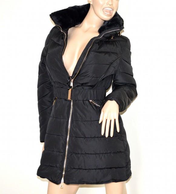570685e870fd piumino-nero-donna -giubbotto-lungo-imbottito-giaccone-cappotto-eco~2909841.jpg