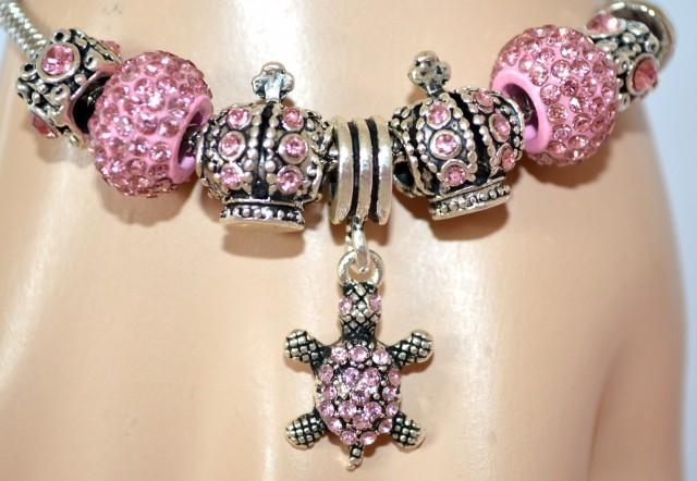 braccialetti donna stile pandora