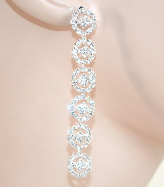 abbastanza scopri orecchini pendenti sposa compra online! AH46