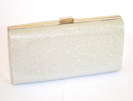 ... POCHETTE BORSELLO ARGENTO borsa donna ELEGANTE brillantini da cerimonia  clutch bag 830. prev 4b4a602fe52