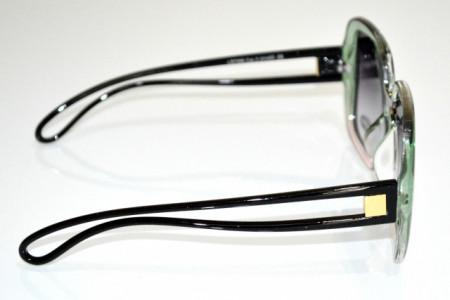 OCCHIALI da SOLE donna VERDE ROSA bicolore lenti темные очки sunglasses BB20
