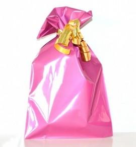 COLLANA donna CRISTALLI AZZURRI elegante girocollo ragazza collarino idea regalo F110