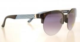 Occhiali da sole uomo neri lenti rotonde man sunglasses gafas de sol Z5