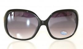 OCCHIALI da SOLE BIANCO NERO ORO donna vernice lenti ovali sunglasses очки lunettes E10