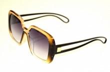 OCCHIALI da SOLE donna BEIGE MARRONE lenti quadrate темные очки sunglasses BB20