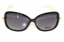 OCCHIALI da SOLE donna neri aste oro dorate strass serpente lenti ovali uv400 Sun glasses G2