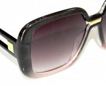 OCCHIALI da SOLE donna NERI ROSA bicolore lenti темные очки sunglasses BB20