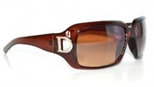 OCCHIALI da SOLE Marroni sexy donna D metallo eleganti argento lenti sunglasses lunettes 60