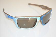 OCCHIALI da SOLE donna BLU BIANCHI azzurri celeste marini lenti mascherina sunglasses BB60