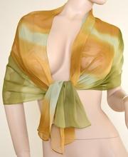 Stola Coprispalle donna elegante per abito da sera\cerimonia verde