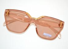 OCCHIALI da SOLE donna ROSA CIPRIA ORO lenti mascherina gafas de sol sunglasses темные очки BB26