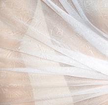 STOLA BIANCA coprispalle donna foulard sposa scialle seta velato elegante  A24