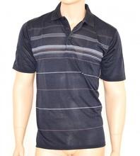 MAGLIETTA MANICA CORTA uomo POLO maglia NERO BLU GRIGIO azzurro beige bianco cotone t-shirt classica righe 30A