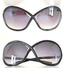 Occhiali da sole donna neri lenti protezione solare UV400